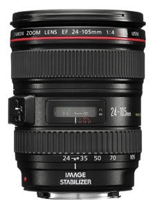 Canon EF 24-105mm 1:4,0 L IS USM