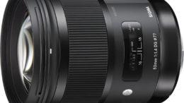 Sigma 50mm DG HSM Art